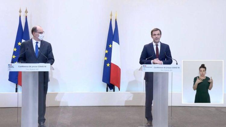 Conférence de presse du Premier Ministre – 14 janvier 2021