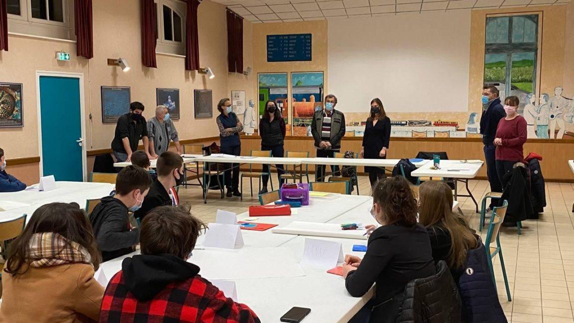 Conseil Municipal des Jeunes de Moncel-sur-Seille – 19 mars 2021
