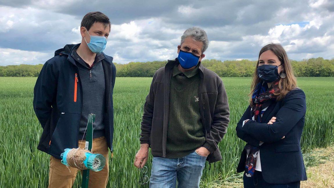Les agriculteurs s'engagent pour préserver la biodiversité – 27 mai 2021