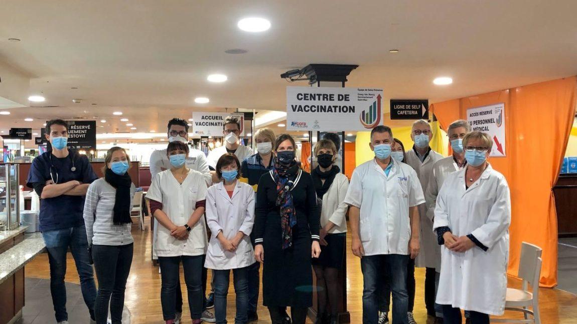 Vaccination au travail – 20 mai 2021