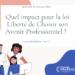Impact de la loi «Liberté de Choisir son Avenir Professionnel» – 18 juin 2021