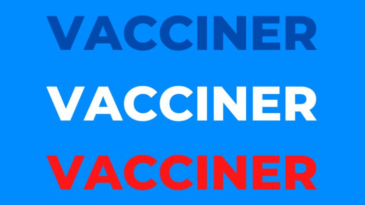 Responsabilité individuelle et intérêt général : faisons-nous vacciner ! – 12 juillet 2021