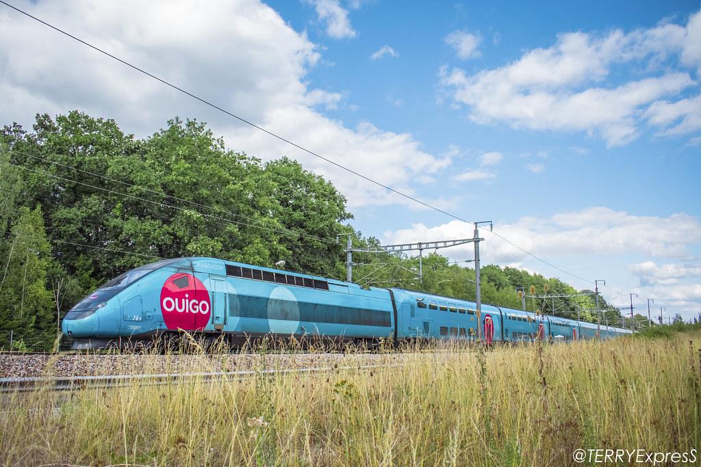 Je m'oppose à la suppression de la ligne OUIGO Nancy-Paris